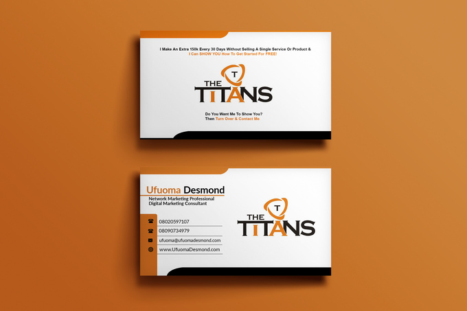 Business Cards Samples ⋆ Ur Team.Org